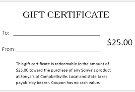 Plain Gift Certificate Template Microsoft Word Gift Certificate Template Valentines Day Gift