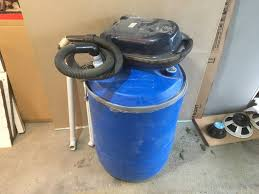 50 gallon drum pre filter vacuum cleaner