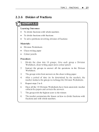 Topic 2 fractions