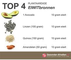 Proteine in voedsel