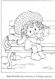 strawberry shortcake s winter fun coloring book back 449 best cartoon coloring pages images on