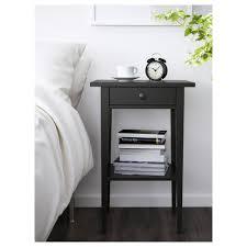 ikea black furniture. Interesting Hemnes IKEA Nightstand Great Bedroom Furniture Plans With Black Brown Ikea