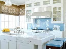 kitchen blue glass backsplash. Glass Tile Kitchen Backsplash Light Blue Throughout  Reviews . S