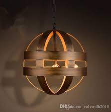 image vintage drum pendant lighting. Vintage Atom Cyclopean Wine Barrel Pendant Lights Industrial Iron Round Nordic Art Lamps Bar Restaurant Light Fixtures Llfa Lamp Ceiling Image Drum Lighting
