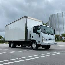 Choose from a variety of box trucks, refrigerated trucks, and straight trucks that are perfect for pickups and deliveries in the city. Isuzu Box Truck For Sale Used