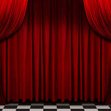 red curtain white black floor stage photography backdrops children wedding background for photo studio photographie 150cm 200cm in background from consumer