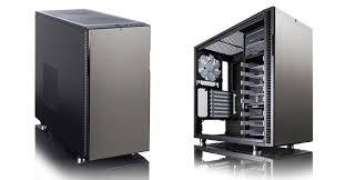 Fractal Design Define R5 Fan Controller Tested Fractal Design Define R5 Pc Case Pc Hardware