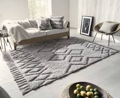 Grey Rug Living Room