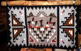 we prefer the use of velcro to hang weavings we provide velcro with all weavings that will be utilized as wall hangings as opposed to floor rugs