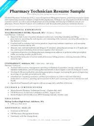 Pharmacist Cv Example Uk Resume Objective Sample Retail Examp ...
