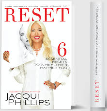 reset is a new book debuting october 26th 2017 just in time for the holiday season by celebrity makeup artist lifestyle coach and radio tv host jacqui