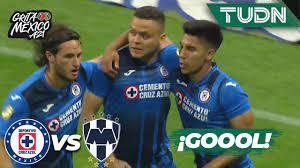 Cruz Azul 1-0 Rayados ...