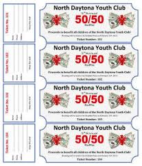 Fundraiser Ticket Template Free Download Magnificent 4848 Cash Raffle Ticket Template For Youth Club Fundraisers