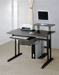office computer desk. Office Computer Desk. Black Metal Desk T