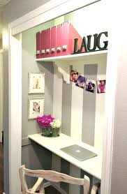 turn closet into office. A Closet Turned Into An Office Turning Bedroom Turn Reader Space Radiant .