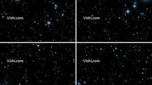 唯美星爆 场景背景视频素材 Wwwvjshicomvj素材高清视频素材led