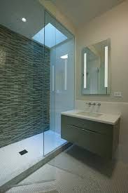 42 inch bathroom vanity bathroom contemporary with lighted mirror cabinet glass shower