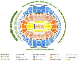 Madison Square Garden Knicks Seating Chart Ny Knicks Seating