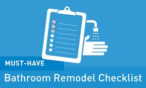 bathroom renovation checklist. Bathroom Renovation Checklist Remodel Hudson Reed, Planning
