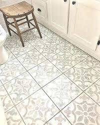 painting a bathroom floor painted floor tile awesome best painting tile floors ideas on painting tile