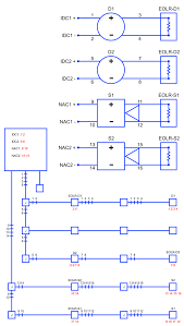 notifier fire alarm system wiring diagram the best wiring fire alarm wiring diagram addressable at Fire Alarm System Wiring Diagram