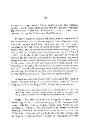 Socio Cultural Backgrounds Of Japanese Interpersonal Communication Style