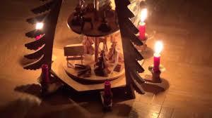 Christmas In Germany Christmas Pyramid Youtube