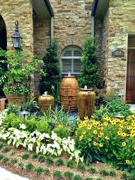 small outdoor water fountains backyard fountain ideas landscape fountain ideas incredible fountain in front yard best