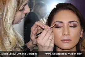 oksana voronina professional makeup artist england