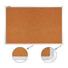 <b>Доска пробковая</b> для объявлений (60х90 см), алюминиевая рамка ...