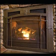 glass door fireplace insert replacement how to keep cleaner hinges glass door fireplace
