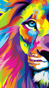 lion wallpaper abstract. abstract lion beautiful iphone wallpaper hd. iphone_6s_abstract_lionwallpaper_hd n