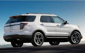 Ford Explorer – pictures, information and specs - Auto-Database.com