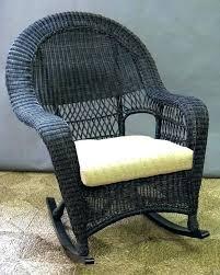 resre wicker rocker chair rocking canada