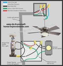 ceiling fan wiring diagram ceiling