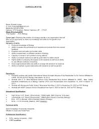 CURRICULUM VITAE Name: Mukesh kumar E. mail: mukeshgdb@gmail.com Mobile ...