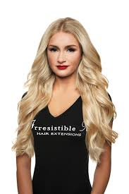 Natural Blonde Hair Extensions