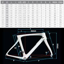C60 Size Chart Pinarello F8 Frame Size Chart Oceanfur23 Com