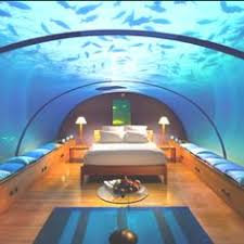 really cool bedrooms with water. Perfect Bedrooms Underwater Bedroom In The Honeymoon Suite At Conrad Maldives Rangali  Islands Resort To Really Cool Bedrooms With Water L