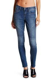 moto jeans. image of seven7 skinny moto jeans