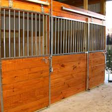 Pro-Line Horse Stall Kits | RAMM Horse Fencing & Stalls