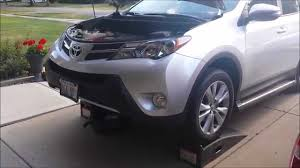 How to Oil Change Toyota Rav4 2.5L 4 Cylinder 2013 -2016 DIY and ...
