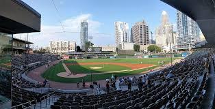 Bb T Ballpark Charlotte Knights Stadium Journey