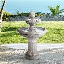 floor outdoor fountains. Dela 35 1/2\ Floor Outdoor Fountains R