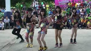 บุรีรัมย์พิทยาคม_cover dance_ [HD] - YouTube