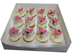 Old Fashioned Fresh Cream Strawberry Jam Butterfly Cakes Karma