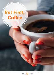 coffee before workout should you or