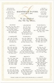Poster Seating Charts For Wedding Receptions Celtic Leaf Border Celtic Wedding Seating Chart Monogram