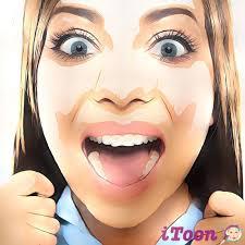 itoon cartoon effect sle 2