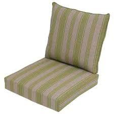 24—24 Outdoor Chair Cushions Custom Knife Edge Lounge Cushion